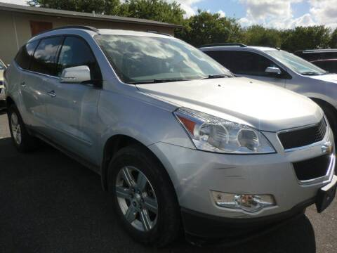 2012 Chevrolet Traverse for sale at Auto Solution in San Antonio TX