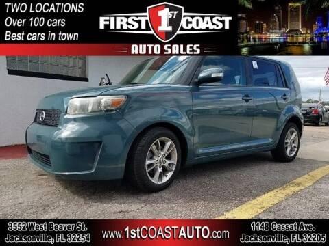2008 Scion xB for sale at 1st Coast Auto -Cassat Avenue in Jacksonville FL