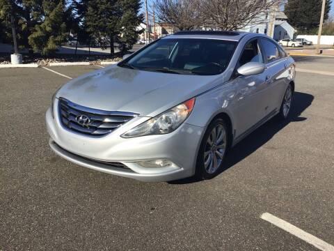 2011 Hyundai Sonata for sale at Bromax Auto Sales in South River NJ