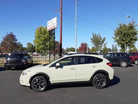 2013 Subaru XV Crosstrek for sale at New Deal Used Cars in Spokane Valley WA