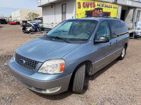 2004 Ford Freestar for sale at 3 Guys Auto Sales LLC in Phoenix AZ