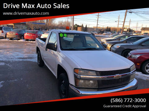 2008 Chevrolet Colorado for sale at Drive Max Auto Sales in Warren MI