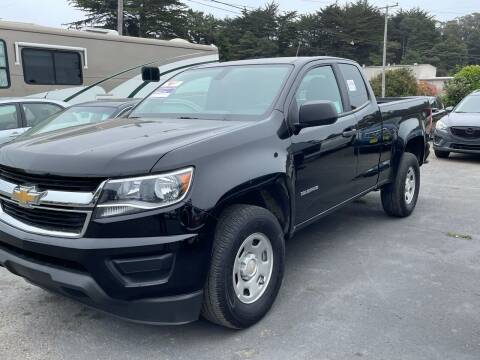 2018 Chevrolet Colorado for sale at HARE CREEK AUTOMOTIVE in Fort Bragg CA