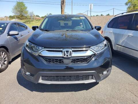 2018 Honda CR-V for sale at CU Carfinders in Norcross GA