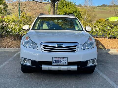 2012 Subaru Outback for sale at CARFORNIA SOLUTIONS in Hayward CA