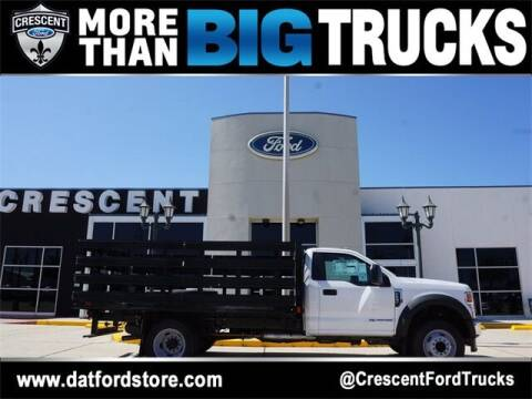 2021 Ford F-550 Super Duty for sale at Crescent Ford in Harahan LA