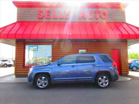 2013 GMC Terrain for sale at Sells Auto INC in Saint Cloud MN