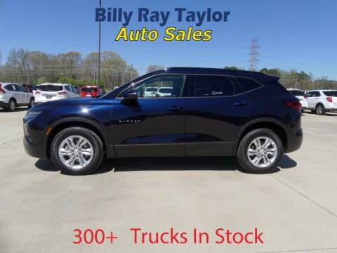 2020 Chevrolet Blazer for sale at Billy Ray Taylor Auto Sales in Cullman AL