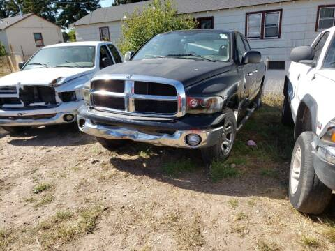 2004 Dodge Ram Pickup 1500 for sale at DK Super Cars in Cheyenne WY