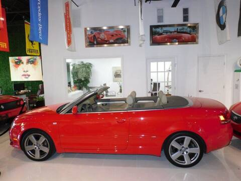 2009 Audi A4 for sale at Auto Sport Group in Delray Beach FL