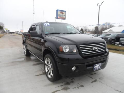 2007 Ford F-150 for sale at America Auto Inc in South Sioux City NE