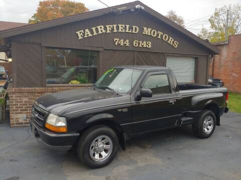 2000 Ford Ranger for sale at Fairfield Motors in Fort Wayne IN