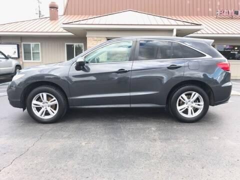 2014 Acura RDX for sale at Motors Inc in Mason MI