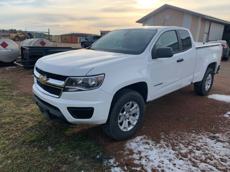 2017 Chevrolet Colorado 4x2 Work Truck 4dr Extended Cab 6 ft. LB - Ringle WI