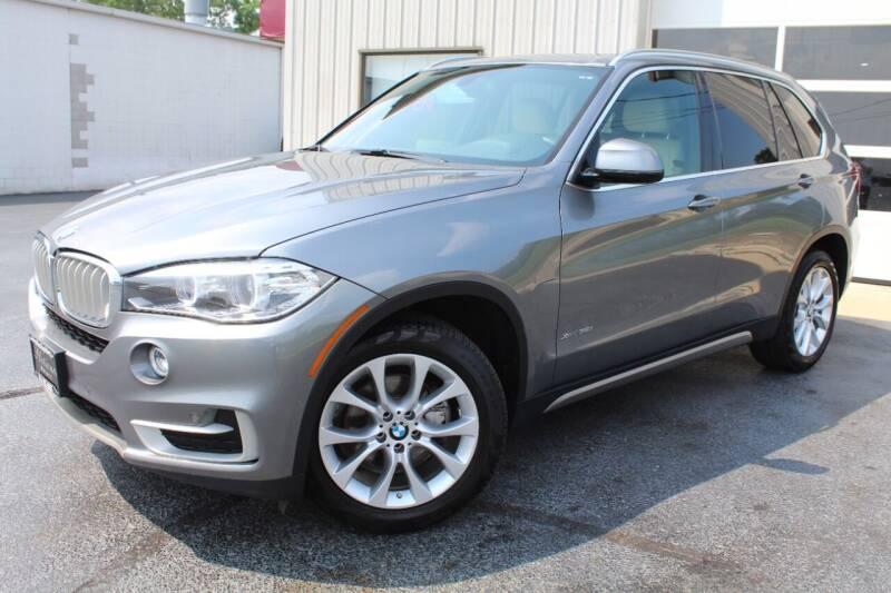 2018 BMW X5 for sale at Platinum Motors LLC in Reynoldsburg OH