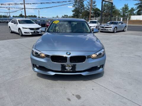 2014 BMW 3 Series for sale at Velascos Used Car Sales in Hermiston OR
