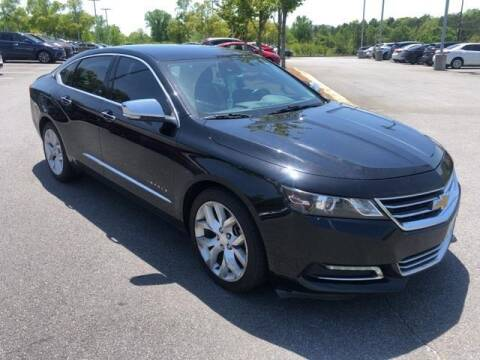 2016 Chevrolet Impala for sale at CU Carfinders in Norcross GA