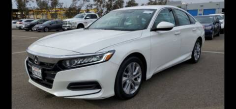 2018 Honda Accord for sale at Destination Motors in Temecula CA