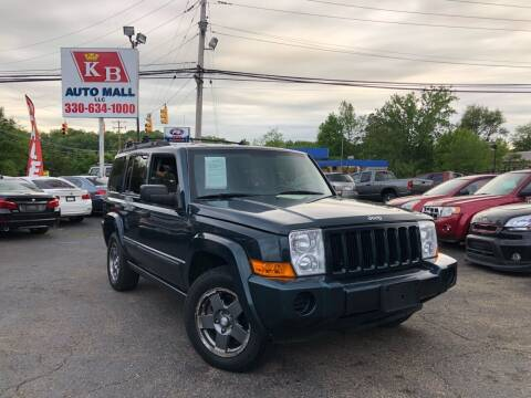 2006 Jeep Commander for sale at KB Auto Mall LLC in Akron OH