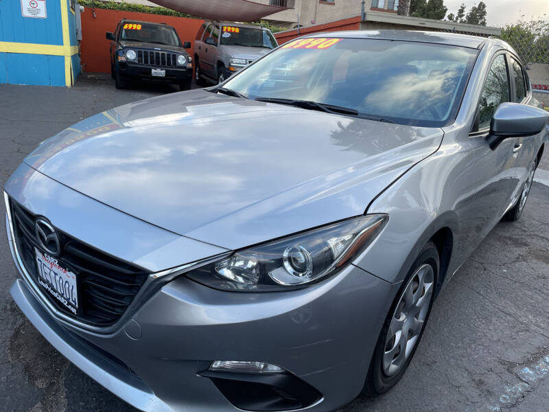 2014 Mazda MAZDA3 for sale at CARZ in San Diego CA