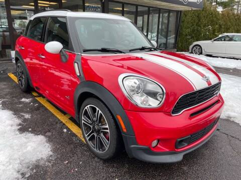 2013 MINI Countryman for sale at Premier Automart in Milford MA