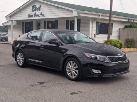 2015 Kia Optima for sale at Best Used Cars Inc in Mount Olive NC