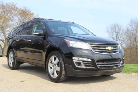 2016 Chevrolet Traverse for sale at Harrison Auto Sales in Irwin PA