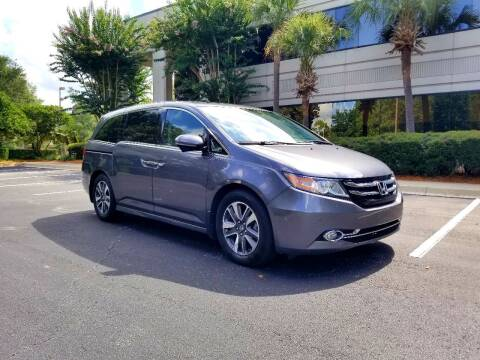 2016 Honda Odyssey for sale at Precision Auto Source in Jacksonville FL