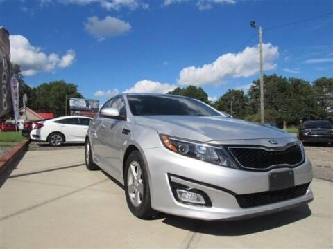 2015 Kia Optima for sale at J T Auto Group in Sanford NC