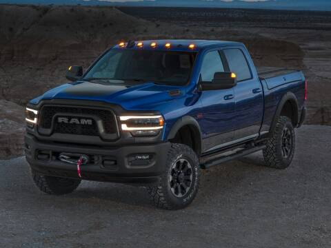 2019 RAM Ram Pickup 2500 for sale at GRIEGER'S MOTOR SALES CHRYSLER DODGE JEEP RAM in Valparaiso IN