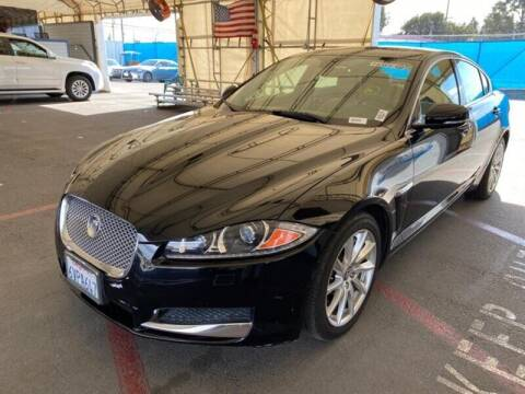 2012 Jaguar XF for sale at Boktor Motors in North Hollywood CA