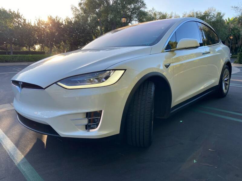 2017 Tesla Model X for sale at Florida Coach Trader Inc in Tampa FL