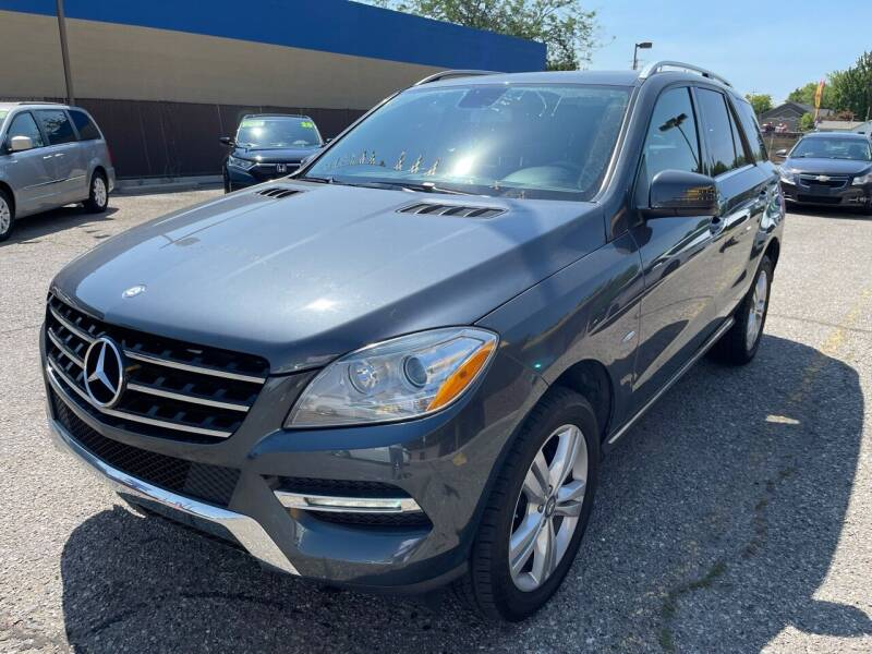 2012 Mercedes-Benz M-Class for sale at M.A.S.S. Motors - MASS MOTORS in Boise ID