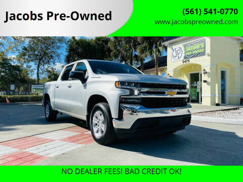 2020 Chevrolet Silverado 1500 for sale at Jacobs Pre-Owned in Lake Worth FL