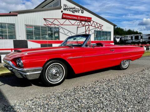 1964 Ford Thunderbird for sale at Drager's International Classic Sales in Burlington WA