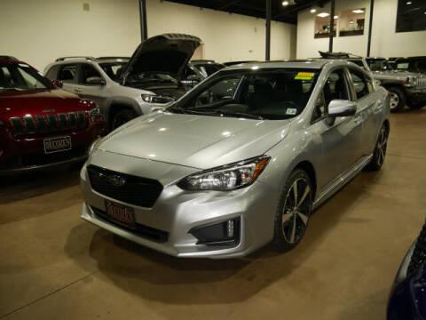 2017 Subaru Impreza for sale at Montclair Motor Car in Montclair NJ