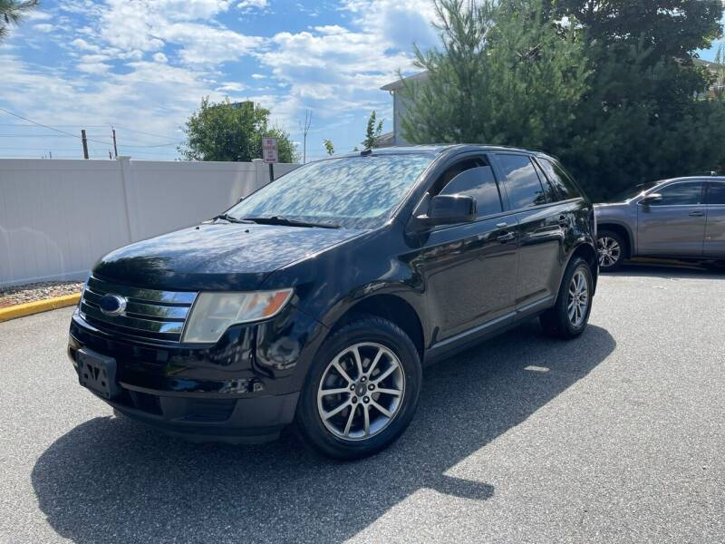 2008 Ford Edge for sale at Giordano Auto Sales in Hasbrouck Heights NJ