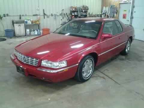 1997 Cadillac Eldorado for sale at Classic Car Deals in Cadillac MI