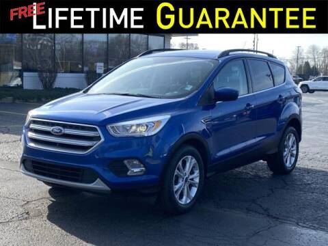 2017 Ford Escape for sale at Vicksburg Chrysler Dodge Jeep Ram in Vicksburg MI
