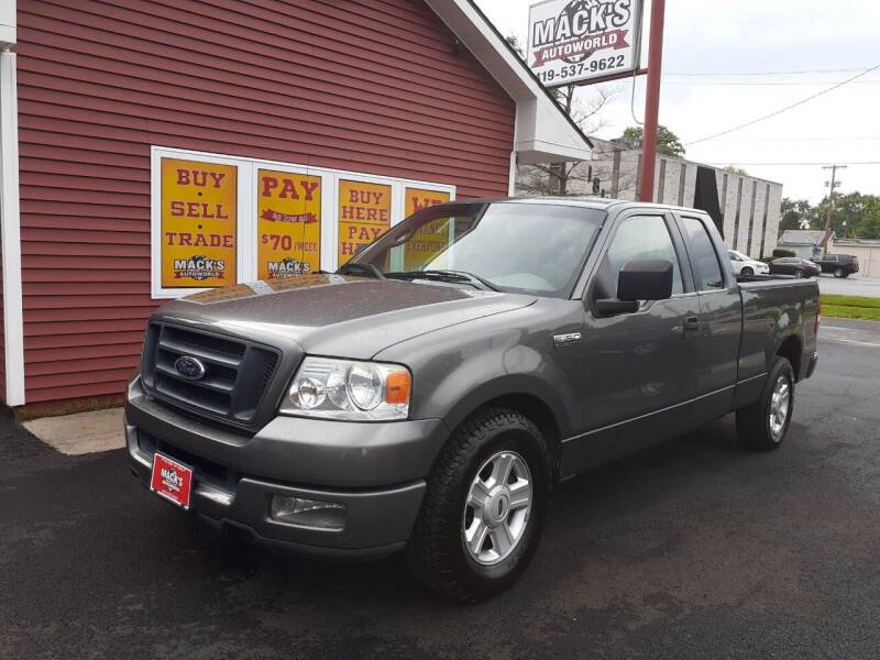 2005 Ford F-150 for sale at Mack's Autoworld in Toledo OH