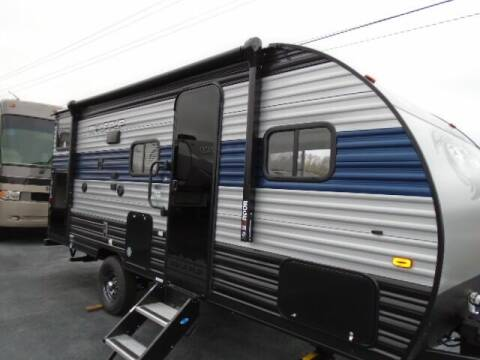 2021 Forest River Wolf Pup 17 JG for sale at Lee RV Center in Monticello KY