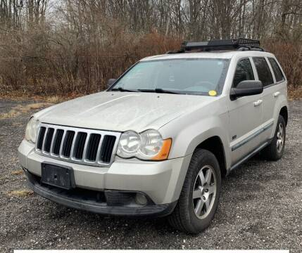 2008 Jeep Grand Cherokee for sale at Whiting Motors in Plainville CT