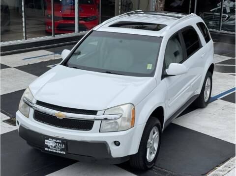 2006 Chevrolet Equinox for sale at AutoDeals in Daly City CA