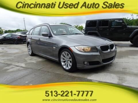 2012 BMW 3 Series for sale at Cincinnati Used Auto Sales in Cincinnati OH