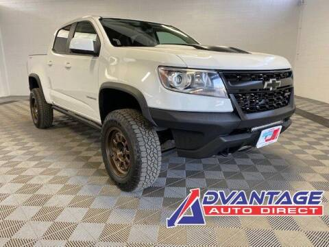 2019 Chevrolet Colorado for sale at Advantage Auto Direct in Kent WA