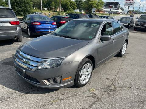 2010 Ford Fusion for sale at Auto Choice in Belton MO