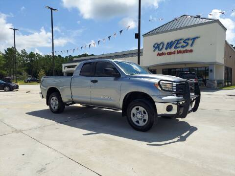 2013 Toyota Tundra for sale at 90 West Auto & Marine Inc in Mobile AL