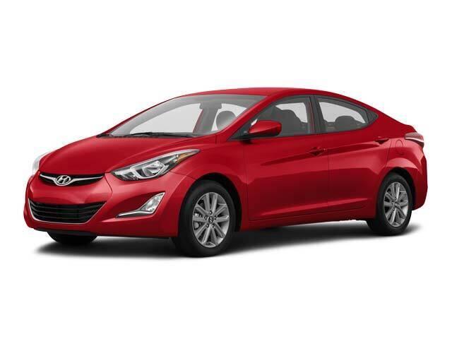 2016 Hyundai Elantra for sale at Shults Hyundai in Lakewood NY