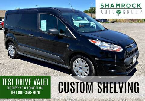 2016 Ford Transit Connect Cargo for sale at Shamrock Group LLC #1 in Pleasant Grove UT