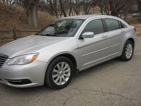 2011 Chrysler 200 for sale at Matteson Motors Inc in Phillipsburg KS